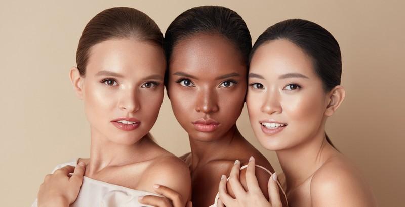 Connaissez-vous le triangle d'or de la beauté féminine ?