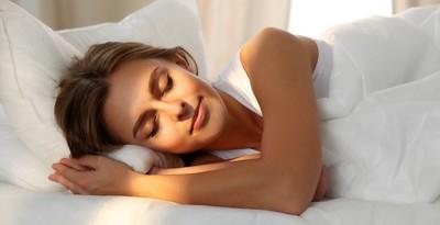 Schlaf macht schön, das ist erwiesen!